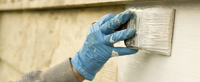 Tips for Exterior Painting