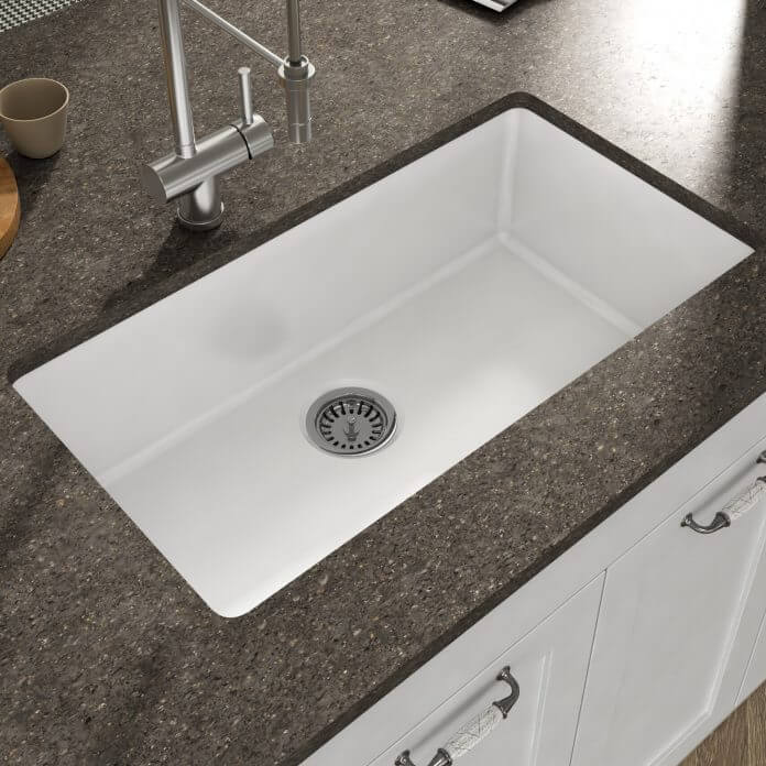 How To Install Undermount Kitchen Sink With Or Without New Counter Top