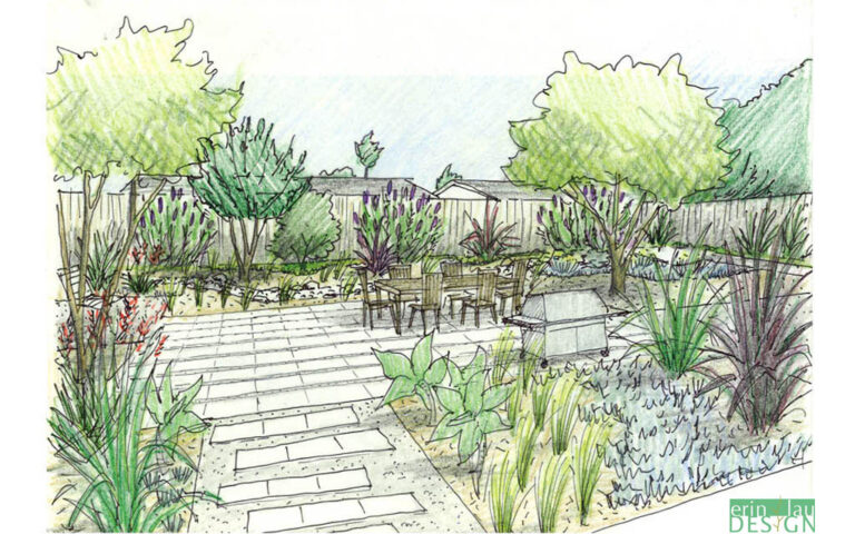Drawing Your Garden in 4 Easy Steps