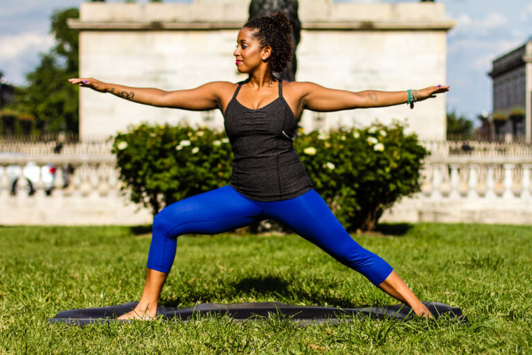 Gardening Yoga: Stretches and Meditation for Gardeners