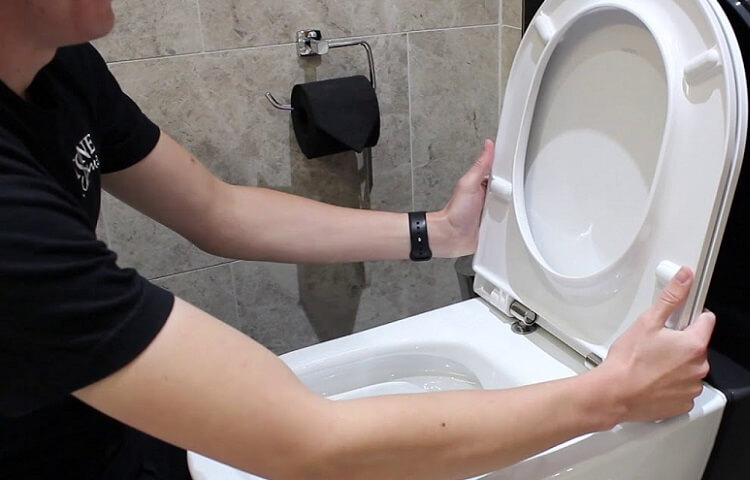 How To Replace Toilet Seat