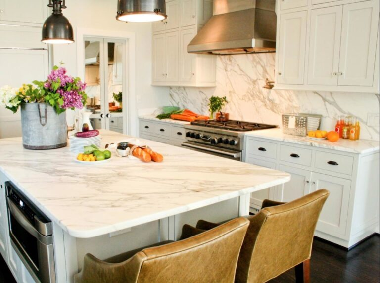 How to Clean Kitchen Counter Quickly and Effectively