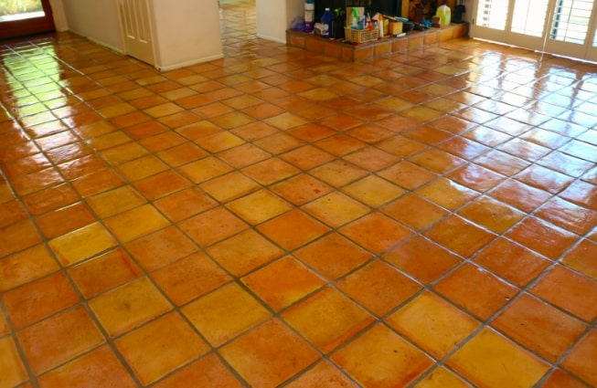 learn how to clean tile grout